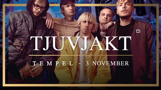 Bild för Tjuvjakt 3/11, 2018-11-03, Tempel Nattklubb