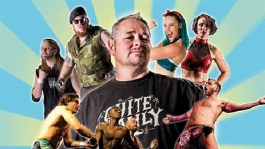 Bild för Trents Hus!/Wrestling, 2019-01-26, Moriska Paviljongen