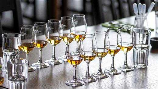 Bild för Whiskyprovning på Ångermanälven, 2021-09-04, Ådalen III Skeppsbrokajen