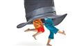 Barnlördag: Håll i hatten 18/11 kl. 13:00