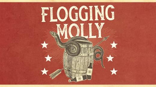 Bild för Flogging Molly, 2019-02-05, Frimis Salonger Örebro