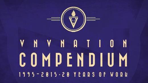 Bild för VNV NATION - COMPENDIUM SHOW, 2016-11-26, Partille Arena