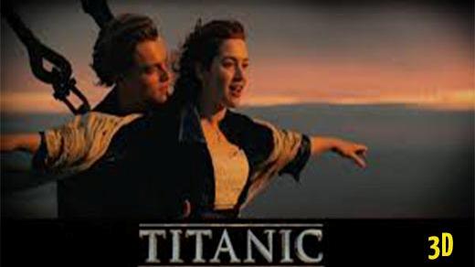Bild för Titanic 3D (11 år) (Nostalgibio), 2017-09-14, Biosalongen Folkets Hus