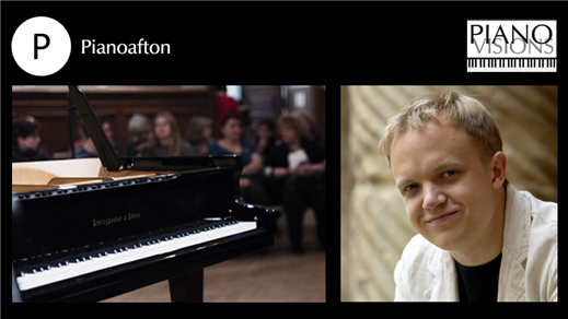 Bild för Pianoafton med Antti Siirala, 2017-01-29, Konstakademien