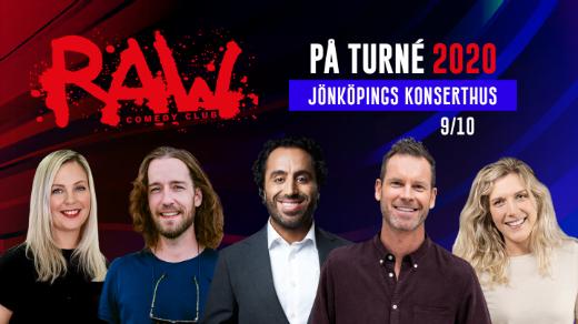Bild för RAW på turné i Jönköping, 2021-10-02, Jönköpings Konserthus Elmia #2
