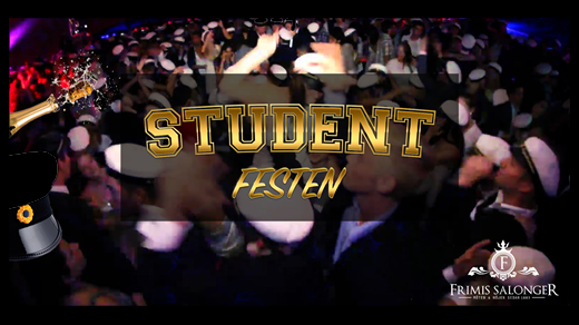Bild för Studentfesten 2019, 2018-10-19, Frimis Salonger Örebro