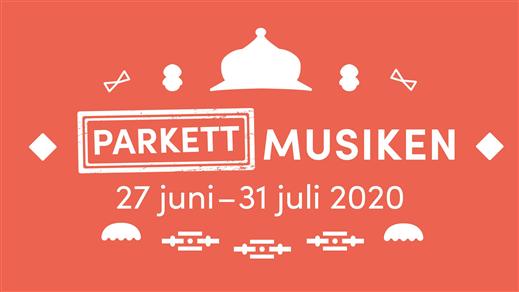 Bild för Parkettmusiken 2020 - Elie Sandbergs, 2020-07-16, Varbergs Teater