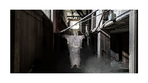 Bild för Barnens spökvandring i Stripa, 2020-10-30, Stripa Gruvmiljö