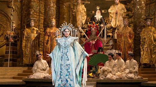 Bild för Turandot, 2019-10-12, Biosalongen Folkets Hus