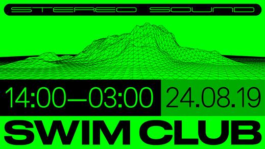 Bild för Swim Club - All Day, All Night, 2019-08-24, Slaktkyrkan