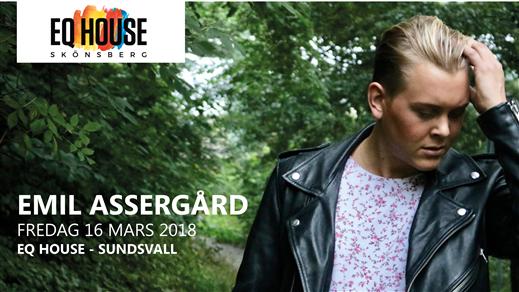 Bild för Emil Assergård - EQ House - Sundsvall, 2018-03-16, EQ House
