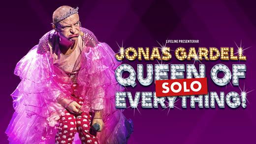 Bild för Jonas Gardell - Queen of (Obs nytt datum), 2021-09-11, Stora Salen