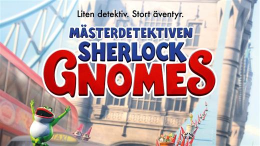 Bild för Mästerdetektiven Sherlock Gnomes, 2018-04-29, Bräcke Folkets hus
