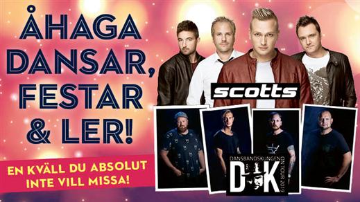 Bild för Åhaga dansar, festar och ler, 2019-09-27, Åhaga
