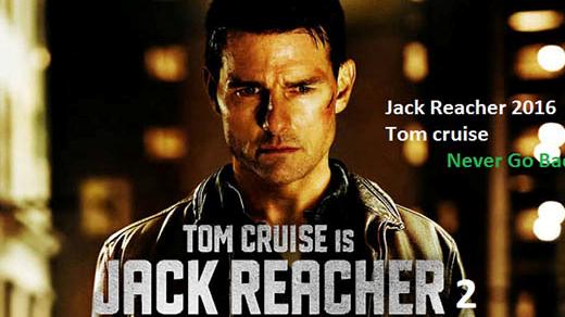 Bild för Jack Reacher 2: Never Go Back (15 år), 2016-10-24, Biosalongen Folkets Hus