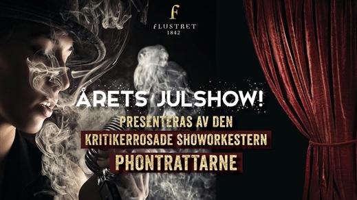 Bild för Jul på Flustret!, 2019-12-06, Flustret