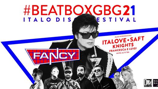 Bild för BeatBoxGbg 2021 - Italo Disco Festival NEW DATE!, 2021-09-18, Musikens Hus