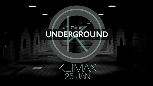 Bild för KLIMAX Underground, 2020-01-25, Quality Hotel Sundsvall
