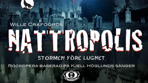 Bild för Nattropolis, 2020-02-28, Bankiren Mat Musik och Bar