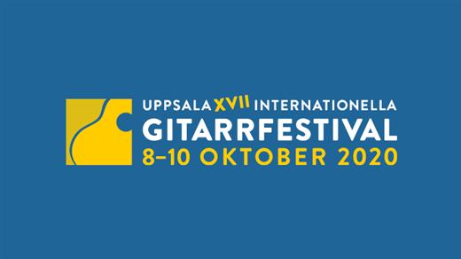 Bild för Uppsala Internationella Gitarrfestival 2020, 2020-10-08, Uppsala Konsert & Kongress - hela huset