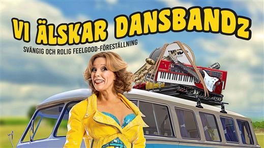 Bild för Vi älskar Dansbandz, 2021-10-30, Kulturhuset KilArena