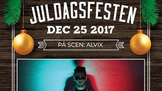 Bild för Juldagsfesten med Alvix, 2017-12-25, Prestige