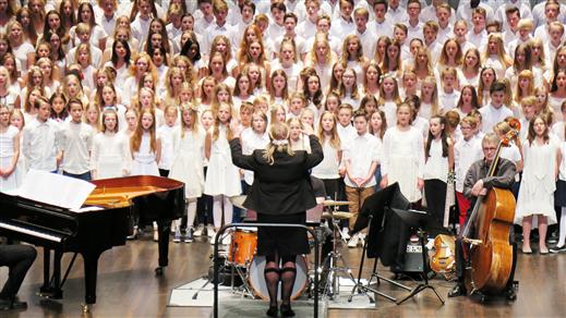 Bild för INSTÄLLT:Vårkonsert 15.30 Musikklasserna,MiU & UKK, 2020-05-30, UKK - Stora salen
