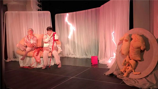 Bild för Prinsessdrömmar, 2018-11-21, Medborgarhuset, Rotundan