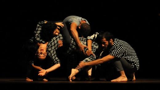 Bild för Memory Wax/Danza Teatro Retazos - SHAPES, 2021-11-18, Jönköpings Teater