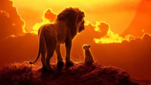 Bild för Lejonkungen (Live Action) 2D (Sv. tal), 2019-09-11, Emmaboda Folkets Hus