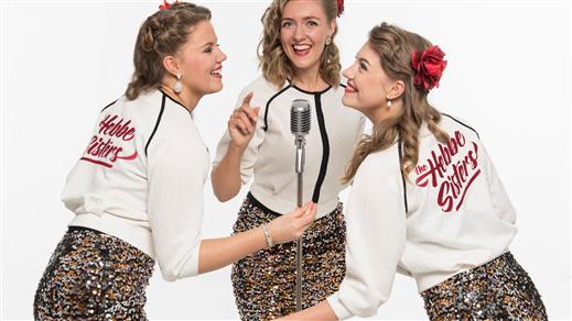 Bild för JAZZCAFÉ: TheHebbeSisters& J. A. Swingtime Trio, 2019-10-02, Teatercaféet