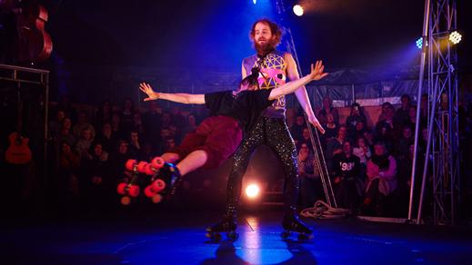 Bild för Cirkusslottet: CIRCUS I LOVE YOU, 2018-08-10, Obelix, Slottsparken