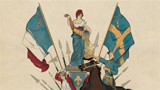 Bild för Föredrag Svenska krig och franska pengar, 2020-02-06, Livrustkammaren