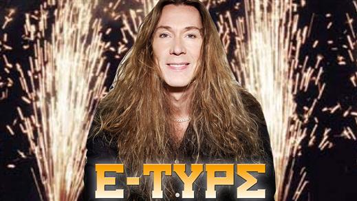 Bild för E-Type, 2019-11-29, Halmstad Live