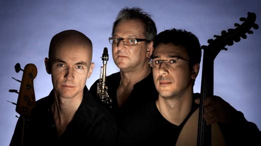 Bild för 181109 Trio Samara - Longing for my homeland, 2018-11-09, Stallet - Världens Musik