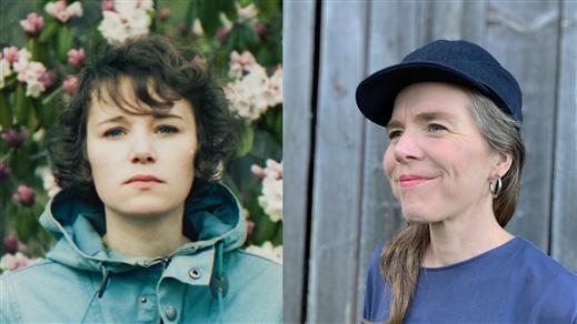 Bild för Festivalklubb: Frida Selander & Iiris Viljanen, 2021-10-23, Sara Kulturhus Scen 2