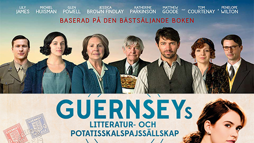 Bild för Guernseys litteratur- och potatisskalspajssällskap, 2018-05-06, Biosalongen Folkets Hus