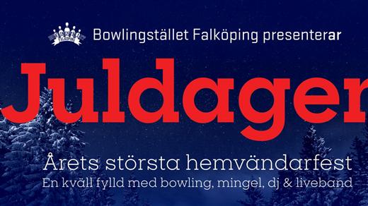 Bild för Juldagen falköping, 2018-12-25, Bowlingstället Falköping