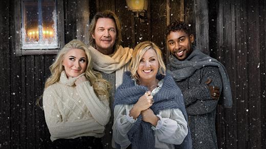 Bild för CHRISTMAS NIGHT, 2019-11-22, Idun, Umeå Folkets Hus