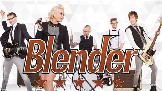 Bild för Blender, 2020-12-04, Ersboda Folkets Hus
