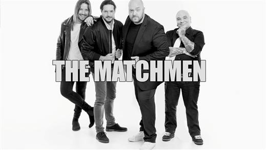 Bild för The Matchmen, 2018-02-03, Olearys Gustavsberg