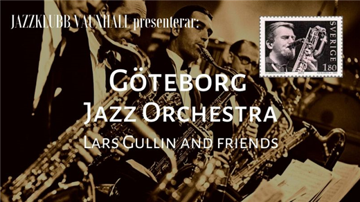 Bild för Jazzklubb Vauxhall: GJO- Lars Gullin and friends, 2020-02-03, Contrast Public House, Tredje Långgatan 16