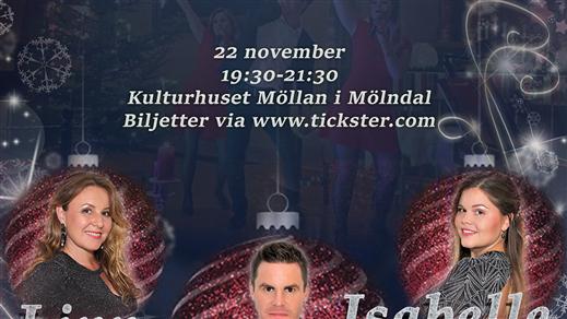 Bild för Julkonsert med Mash Up, 2019-11-22, Kulturhuset Möllan