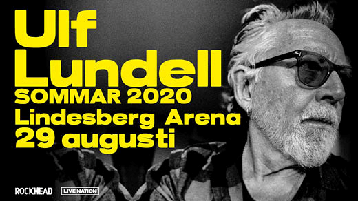 Bild för Ulf Lundell - Lindesberg, 2020-08-29, Lindesberg Arena