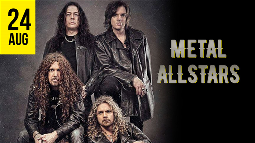 Bild för Metal Allstars 24/8 Torp Före 22.00, 2019-08-24, Torp