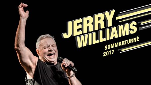 Bild för Jerry Williams, 2017-08-20, Parksnäckan i Uppsala Stadsträdgård