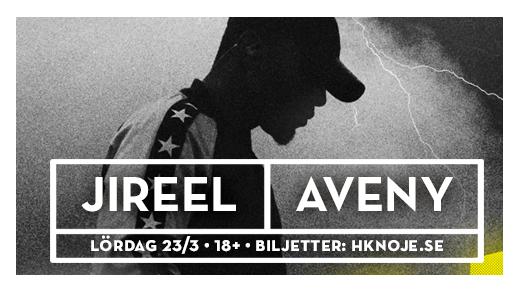 Bild för Jireel | Aveny, Sundsvall, 2019-03-23, Aveny Sundsvall