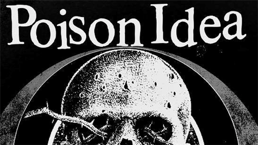 Bild för Poison Idea + Twin Pigs + Pablo Matisse, 2019-07-21, Club Slacker - Pustervik