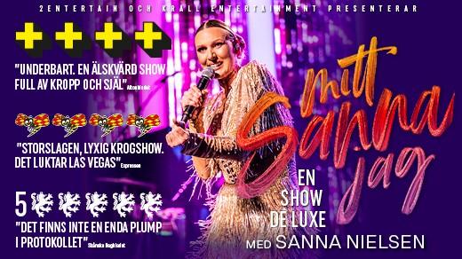 """Bild för """"Mitt Sanna jag"""" - Sanna Nielsen, 2019-10-18, Conventum Kongress"""
