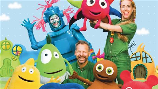 Bild för Babblarna Första musikalen, 2018-09-09, Pumpen